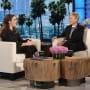 Lena Dunham and Ellen