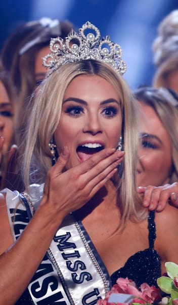 Miss USA 2018 Winner