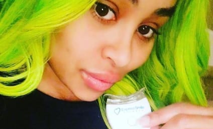 Blac Chyna Mocks Kardashians For Stocking Rob's House With Healthy Food