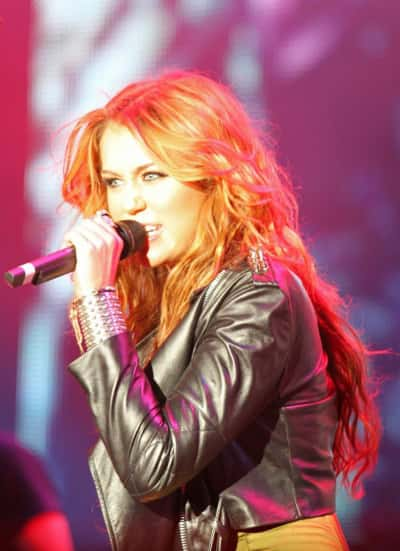Cyrus in Concert