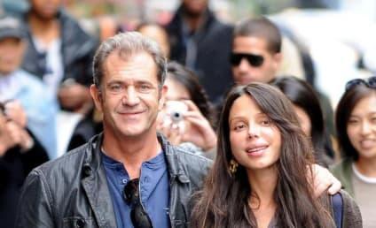 Mel Gibson and Oksana Grigorieva: NYC PDA!