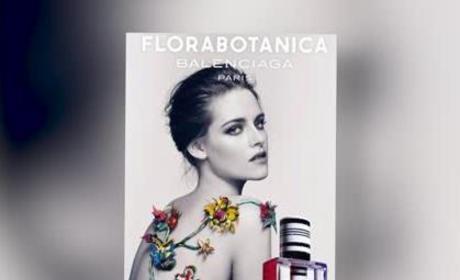 Kristen Stewart Topless Ad
