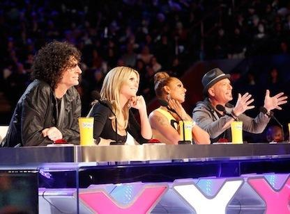America's Got Talent Judging Team