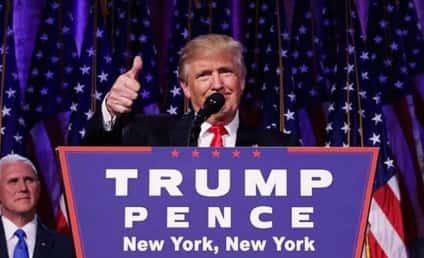 Donald Trump Wins Presidency, Twitter Reacts