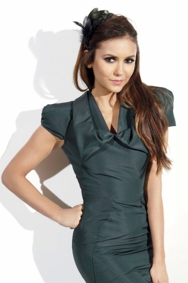 Cute Nina Dobrev - The...