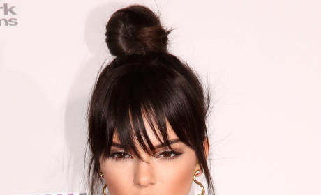 Kendall Jenner at the AMAs