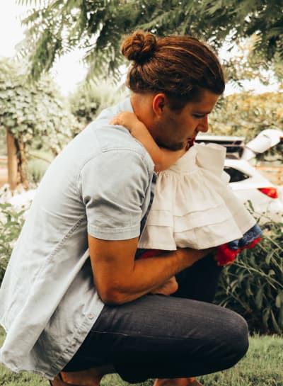 Jeremy Roloff with a Bun