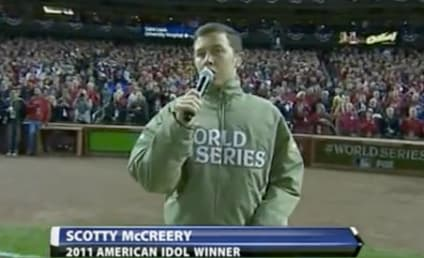 Scotty McCreery vs. Zooey Deschanel vs. Demi Lovato: National Anthem-Off!