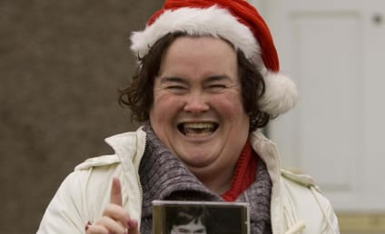 Susan Boyle On: Britain's Got Talent, Her Late Mother and More