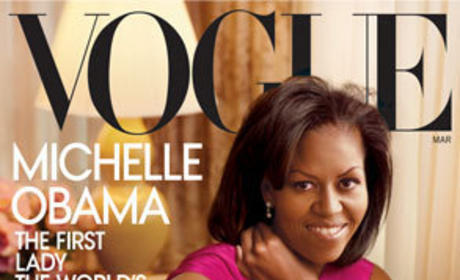 Michelle Obama Vogue Cover