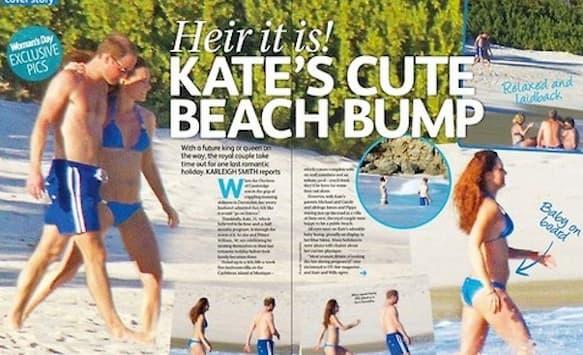 Kate Middleton Bikini Pics: Heir They Are!