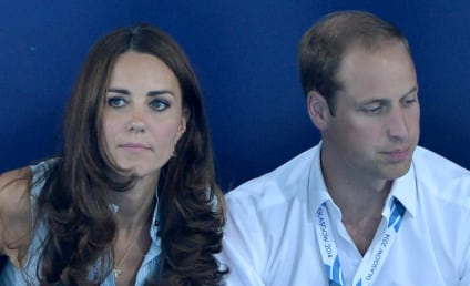 Kate Middleton to Prince William: No Royal Family Members Around MY Kids!