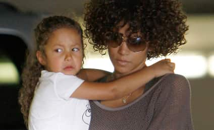 Halle Berry Injured on Set, Taken to Hospital