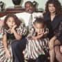 Beyonce, Solange Throwback Christmas Photo