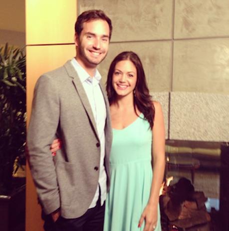 Chris Siegfried and Desiree Hartsock Instagram