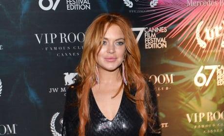 Lindsay Lohan: Hot on the Red Carpet