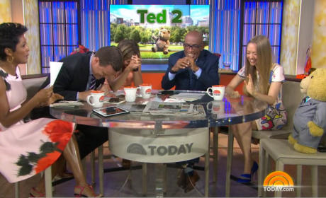 "Willie Geist Refers to Amanda Seyfried as ""Titsy"""