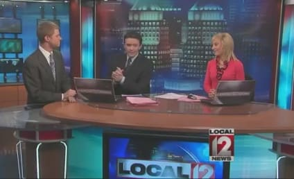 Cincinnati Morning Show Hosts Sing Traffic Report to Commuters