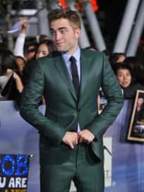 Robert Pattinson Premiere Image