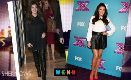 Kourtney Kardashian Stiffs Waiter, Hated in Hamptons