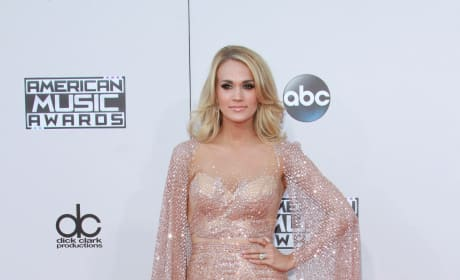 Carrie Underwood: 2015 American Music Awards