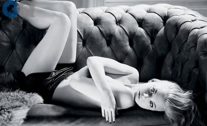 Natalie Dormer: Topless for GQ!
