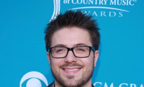 Danny at the CMAs
