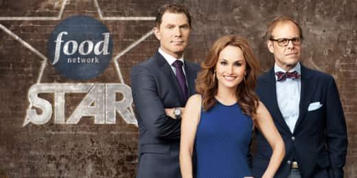 Food Network Star Threesome