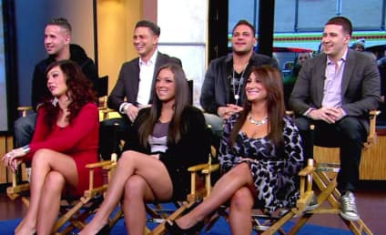 Jersey Shore Season 4 Filming in Italy: Delayed!