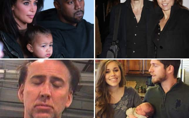 Top 10 Ridiculous Celebrity Baby Names - video dailymotion