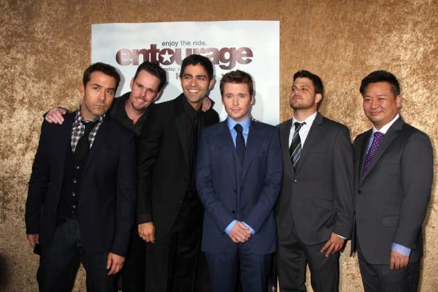 Entourage Cast Photo