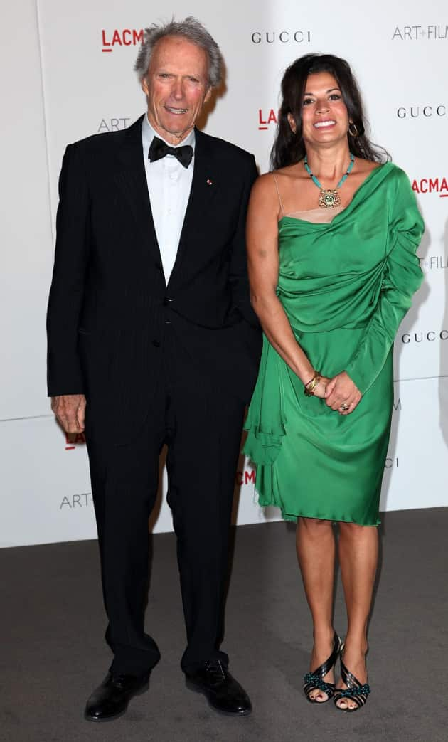 Clint Eastwood, Wife