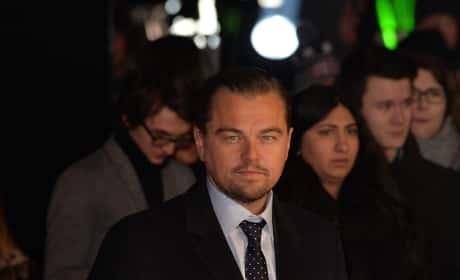 Leonardo DiCaprio: UK Premiere of 'The Revenant'