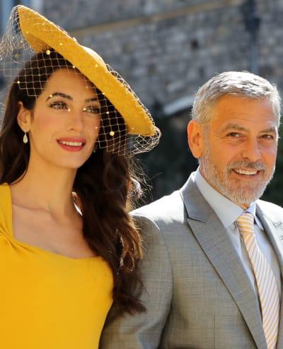 George Clooney Royal Wedding