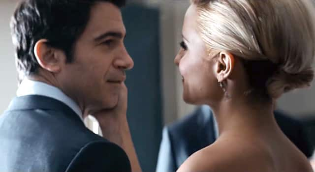 Chris Messina and Dianna Agron