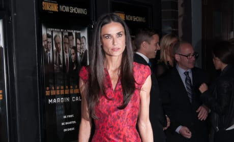 Very Thin Demi Moore