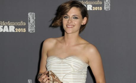Kristen Stewart at Film Awards