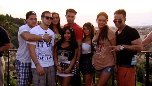 jersey shore season finale recap  ciao  situation
