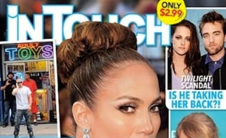 Jennifer Lopez Betrayed!