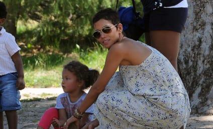 Intruder Alert: Halle Berry Calls Cops Over Stranger Sightings