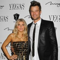 Fergie and Josh Duhamel Picture