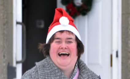 """Susan Boyle Dishes on Her """"Cinderella Story"""""""