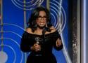Oprah Winfrey 2020: Golden Globes Speech Prompts Presidential Speculation!