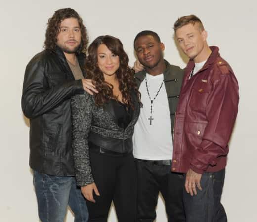 The X Factor Final 4