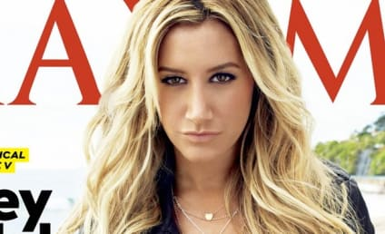 Ashley Tisdale: Topless in Maxim!!!