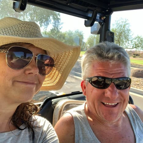 Caryn Chandler and Matt Roloff, Road Trip
