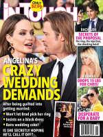 Brangelina Wedding Demands