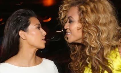 Kim Kardashian: Snubbed by Beyonce!