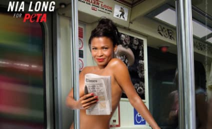 Nia Long: Nude, Attention-Starved for PETA