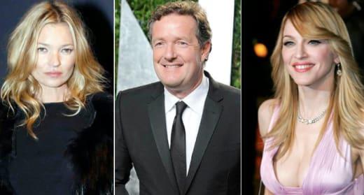 Piers, Moss, Madonna